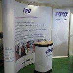 Pop up and executive roller banner